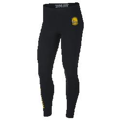 Женские тайтсы НБА Golden State Warriors Nike Leg-A-SeeЖенские тайтсы НБА Golden State Warriors Nike Leg-A-See из мягкой эластичной ткани с влагоотводящей технологией Dri-FIT обеспечивают комфорт и вентиляцию и позволяют продемонстрировать поддержку любимой команды. Преимущества  Эластичная ткань джерси и бесшовные вставки по бокам для абсолютного комфорта Технология Dri-FIT отводит влагу и обеспечивает комфорт Эластичный пояс для надежной посадки  Информация о товаре  Состав: 57% хлопок/32% полиэстер/11% спандекс Машинная стирка Импорт<br>