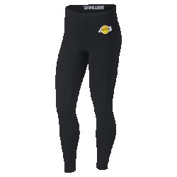 Женские тайтсы НБА Los Angeles Lakers Nike Leg-A-SeeЖенские тайтсы НБА Los Angeles Lakers Nike Leg-A-See из мягкой эластичной ткани с влагоотводящей технологией Dri-FIT обеспечивают комфорт и вентиляцию и позволяют продемонстрировать поддержку любимой команды. Преимущества  Эластичная ткань джерси и бесшовные вставки по бокам для абсолютного комфорта Технология Dri-FIT отводит влагу и обеспечивает комфорт Эластичный пояс для надежной посадки  Информация о товаре  Состав: 57% хлопок/32% полиэстер/11% спандекс Машинная стирка Импорт<br>
