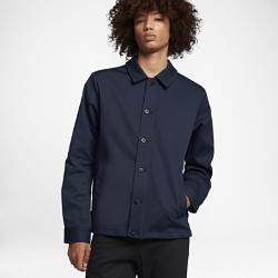 Мужская куртка Nike SB Flex CoachesМужская куртка Nike SB Flex Coaches из прочной, но эластичной ткани с универсальной застежкой спереди и удобными карманами внутри и снаружи обеспечивает комфорт и свободу движений во время катания и на каждый день.<br>