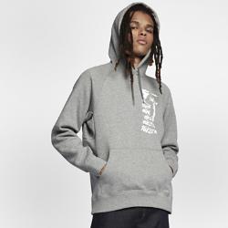 Мужская худи Nike SB IconМужская худи Nike SB Icon из мягкого флиса обеспечивает тепло во время катания и обычной прогулки.<br>