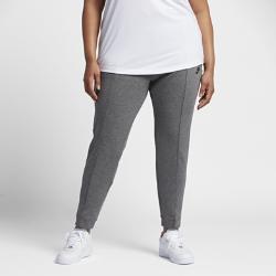 Sportswear Tech Fleece Kadın Eşofman Altı (Büyük Beden) Nike