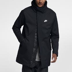 Мужская куртка из тканого материала Nike Sportswear Air MaxМужская куртка Nike Sportswear Air Max из гладкого тканого материала с удлиненным силуэтом обеспечивает оптимальную защиту.<br>
