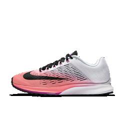 Женские беговые кроссовки Nike Air Zoom Elite 9Женские беговые кроссовки Nike Air Zoom Elite 9 с легкой дышащей конструкцией из сетки обеспечивают возврат энергии, способствуя плавным движениям стопы при каждом шаге. Больше пространства в области носка для эффективного отталкивания от поверхности. Эти кроссовки обеспечивают амортизацию и поддержку при каждом шаге и идеально подходят для быстрого бега по пересеченной местности, беговой дорожке и асфальту.<br>