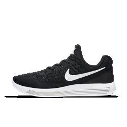 Мужские беговые кроссовки Nike LunarEpic Low Flyknit 2Победитель премии «Выбор редактора» Competitor Magazine 2017.  Мужские беговые кроссовки Nike LunarEpic Low Flyknit 2 — это усовершенствованная версия предыдущей модели с плотной посадкой и обновленным верхом без шнуровки. Все тот же потрясающий уровень амортизации и направленной поддержки поможет тебе преодолеть любую дистанцию.  Плотная посадка  Эластичная ткань Nike Flyknit плотно обхватывает стопу, обеспечивая естественную динамическую посадку.  Плавные движения стопы  Система амортизации Lunarlon сочетает в себе зоны из более мягкого и более жесткого пеноматериалов для поглощения ударных нагрузок и плавных движений стопы.  Зональная амортизация  Анатомическая подметка с учетом зон максимального давления обеспечивает амортизацию там, где это необходимо.<br>