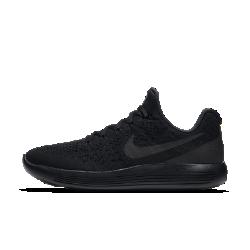 Женские беговые кроссовки Nike LunarEpic Low Flyknit 2Женские беговые кроссовки Nike LunarEpic Low Flyknit 2 — это усовершенствованная версия предыдущей модели с обновленным верхом без шнуровки и плотной посадкой. Все тот же потрясающий уровень амортизации и зональной поддержки поможет тебе преодолеть любую дистанцию.  Плотная посадка  Эластичная ткань Nike Flyknit плотно обхватывает стопу, обеспечивая естественную динамическую посадку.  Плавный переход с пятки на носок  Система амортизации Lunarlon сочетает в себе зоны из более мягкого и более жесткого пеноматериалов для поглощения ударных нагрузок и плавных движений стопы.  Зональная амортизация  Анатомическая подметка с учетом зон максимального давления обеспечивает амортизацию там, где это необходимо.  Подробнее  Победитель премии «Выбор редактора» Competitor Magazine 2017. Перфорация в передней части стопы улучшает воздухопроницаемость Технология Flywire интегрирована со шнурками для надежной фиксации Вес: 207 г (женский размер 8) Перепад: 10 мм  Истоки Flyknit  При создании технологии Nike Flyknit специалисты опирались на просьбы атлетов создать обувь, которая бы практически не ощущалась на ноге и сидела словно вторая кожа. Команда программистов, инженеров и дизайнеров Nike в течение 4 лет разрабатывала технологию, которая позволит повысить износостойкость ткани для верха кроссовок и поможет ей дольше сохранять форму. Им удалось довести разработку до совершенства с учетом всех требований к поддержке, эластичности и воздухопроницаемости. Результатом работы стала суперлегкая и практически бесшовная ткань верха, обеспечивающая оптимальное прилегание. Эта невероятно точная технология производства повышает функциональность и сокращает количество отходов в среднем на 60% по сравнению с классическим методом. Для изготовления каждой пары кроссовок линейки Flyknit используется эквивалент 6 переработанных пластиковых бутылок, что позволяет сохранить сотни тонн материалов.<br>