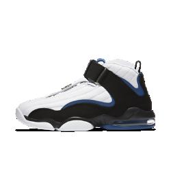 Мужские кроссовки Nike Air Penny IVМужские кроссовки Nike Air Penny IV напоминают об оригинальной модели 90-х. Прочная минималистичная конструкция украшена деталями в честь легенды баскетбола.Профиль высотой 3/4 и большая вставка Air-Sole делает эту модель идеальной для городских улиц.<br>