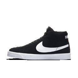 Мужская обувь для скейтбординга Nike SB Blazer MidМужская обувь для скейтбординга Nike SB Blazer Mid — это обновление классического баскетбольного профиля в версии для скейтбординга с легкой системой защиты от ударных нагрузок и прочным комбинированным верхом.<br>
