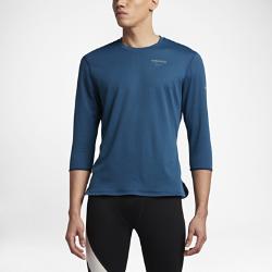 Мужская беговая футболка с рукавом 3/4 NikeLab AeroReact GyakusouМужская беговая футболка с рукавом 3/4 NikeLab AeroReact Gyakusou — это идеальный базовый или отдельный слой для пробежек в холодную погоду, который обеспечивает сохранение тепла без перегрева. Для создания этой незаменимой для атлетов модели Джун Такахаши использовал фирменные цвета Gyakusou, вдохновленные городскими пейзажами Токио, и дополнил их функциональностью в элегантном исполнении.<br>