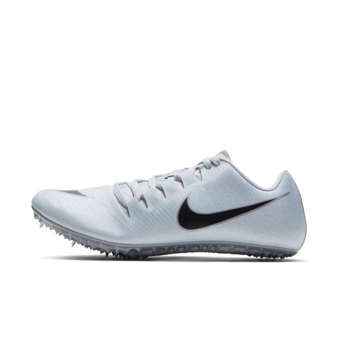 Nike Zoom Ja Fly 3 Unisex Track Spike Size 9 (Blue/Metallic ...