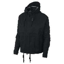 Женская куртка NikeLab Essentials LightweightУниверсальная и комфортная женская куртка NikeLab Essentials Lightweight идеально подходит для весны или лета. Свободный крой в области плеч позволяет сочетать модель с другимипредметами одежды.<br>