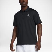 <ナイキ(NIKE)公式ストア>ジョーダン ドライ メンズ バスケットボールポロ 865856-010 ブラック