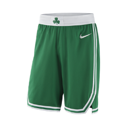 Мужские шорты НБА Boston Celtics Nike Icon Edition AuthenticСозданные в стиле игровой формы НБА мужские шорты НБА Boston Celtics Nike Icon Edition Authentic из ткани с технологией AeroSwift объединяют инновационные функции и материалы, создавая точную посадку и обеспечивая свободу движений величайшим игрокам главной баскетбольной лиги мира. Легкость и вентиляция Легкая быстросохнущая ткань не прилипает к телу и обеспечивает исключительный комфорт. Пояс Flyvent из дышащей сетки повышает воздухопроницаемость и создает надежную посадку. Свобода движений Кромки с разрезами и эластичная ткань для свободы движений в любых направлениях. Информация о товаре  Состав: 100% полиэстер Машинная стирка Импорт<br>