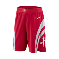 Houston Rockets Nike Icon Edition Authentic Men's NBA Shorts