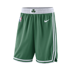 Мужские шорты НБА Boston Celtics Nike Icon Edition SwingmanСозданные по образцу официальных шорт для тренинга НБА мужские шорты НБА Boston Celtics Nike Icon Edition Swingman демонстрируют поддержку любимой команды и обеспечивают комфорт и охлаждение при движении. Легкость и комфорт Легкая и прочная сетка двойного переплетения для охлаждения. Свобода движений Эластичная ткань и разрезы в кромке спереди для свободы движений на площадке и на каждый день. Отведение влаги Технология Dri-FIT отводит влагу с поверхности кожи, обеспечивая комфорт. Информация о товаре  Аутентичные логотипы и цвета команды Состав: 100% переработанный полиэстер Машинная стирка Импорт<br>