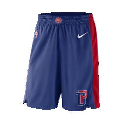 Detroit Pistons Nike Icon Edition Swingman Men's NBA Shorts
