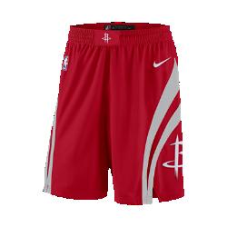 Мужские шорты НБА Houston Rockets Nike Icon Edition SwingmanСозданные по образцу официальных шорт НБА мужские шорты НБА Houston Rockets Nike Icon Edition Swingman демонстрируют поддержку команды и обеспечивают комфорт и охлаждение при движении. Легкость и комфорт Легкая и прочная сетка двойного переплетения для охлаждения. Свобода движений Эластичная ткань и разрезы в кромке спереди для свободы движений на площадке и на каждый день. Отведение влаги Технология Dri-FIT отводит влагу с поверхности кожи, обеспечивая комфорт. Информация о товаре  Аутентичные логотипы и цвета команды Состав: 100% переработанный полиэстер Машинная стирка Импорт<br>
