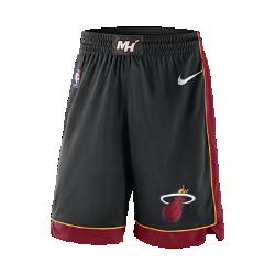 Miami Heat Nike Icon Edition Swingman Men's NBA Shorts
