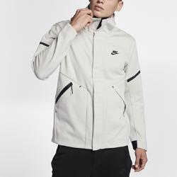 Мужская куртка Nike Sportswear Tech Fleece Repel WindrunnerМужская куртка Nike Sportswear Tech Fleece Repel Windrunner, дизайн которой вдохновлен классической беговой курткой Nike, защищает от дождя и удерживает тепло. Гладкий и мягкий флис обеспечивает легкость и тепло.<br>
