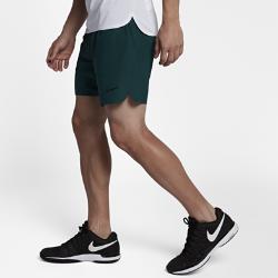 Мужские теннисные шорты NikeCourt Flex Ace 18 смМужские теннисные шорты NikeCourt Flex Ace 18 см из эластичной влагоотводящей ткани обеспечивают охлаждение и свободу движений во время игры.<br>