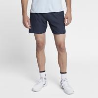 <ナイキ(NIKE)公式ストア>ナイキコート フレックス エース メンズ 18cm テニスショートパンツ 867710-475 ブルー画像