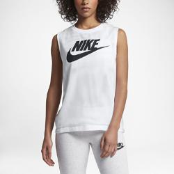 Женская майка Nike Sportswear MeshЖенская майка Nike Sportswear Mesh из сетчатой ткани обеспечивает вентиляцию и комфорт при интенсивных нагрузках.<br>