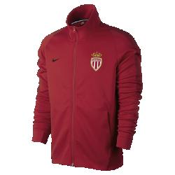 Мужская футбольная куртка A.S. Monaco FC FranchiseМужская футбольная куртка A.S. Monaco FC из мягкой и прочной ткани двойного переплетения с фирменными деталями обеспечивает комфорт на весь день.<br>