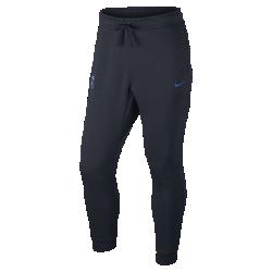 Мужские брюки Paris-Saint GermainМужские брюки Paris-Saint Germain из мягкого флиса с начесом на изнаночной стороне обеспечивают тепло и комфорт.<br>