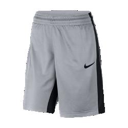 Женские баскетбольные шорты Nike Dry Essential 25,5 смЖенские баскетбольные шорты Nike Dry Essential 25,5 см из влагоотводящей ткани со вставками из сетки обеспечивают вентиляцию и комфорт во время игры.<br>