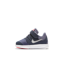 Кроссовки для малышей Nike Downshifter 7Кроссовки для малышей Nike Downshifter 7 с дышащим верхом из сетки дополнены регулируемым ремешком, который позволяет удобно снимать и надевать обувь.<br>