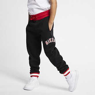806cea56b60a Nike Air. Little Kids  Fleece Pants