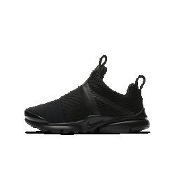 <ナイキ(NIKE)公式ストア>ナイキ プレスト エクストリーム リトルキッズシューズ 870023-001 ブラック 30日間返品無料 / Nike+メンバー送料無料