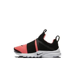 Кроссовки для дошкольников Nike Presto ExtremeМягкие и удобные, как твоя любимая футболка, невероятно гибкие и адаптивные кроссовки для дошкольников Nike Presto Extreme предстают в ярком дизайне.<br>