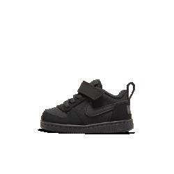 Обувь для малышей NikeCourt Borough LowОбувь для малышей NikeCourt Borough Low — новая версия классической модели в баскетбольном стиле с низким профилем и удобной посадкой.<br>