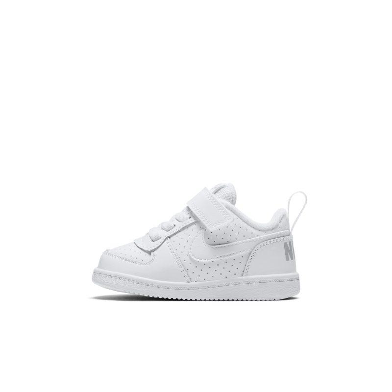 NikeCourt Borough Low Bebek Ayakkabısı  870029-100 -  Beyaz 27 Numara Ürün Resmi