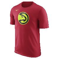 <ナイキ(NIKE)公式ストア>アトランタ ホークス ナイキ ドライ ロゴ メンズ NBA Tシャツ 870489-657 レッド画像