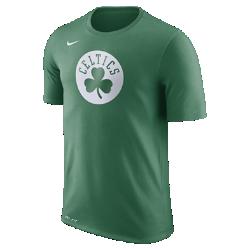 Мужская футболка НБА Boston Celtics Nike Dry LogoМужская футболка НБА Boston Celtics Nike Dry Logo из ткани Dri-FIT обеспечивает комфорт во время игры и на каждый день. Преимущества  Ткань Nike Dry отводит влагу и обеспечивает комфорт Горловина из рубчатой ткани для дополнительной прочности  Информация о товаре  Печатный логотип команды с блестящими акцентами Состав: 58% хлопок/42% полиэстер Машинная стирка Импорт<br>