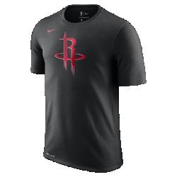 Мужская футболка НБА Houston Rockets Nike Dry LogoМужская футболка НБА Houston Rockets Nike Dry Logo из ткани Dri-FIT, украшенной символикой команды, обеспечивает комфорт во время игры и на каждый день. Преимущества  Ткань Nike Dry отводит влагу и обеспечивает комфорт Горловина из рубчатой ткани для дополнительной прочности  Информация о товаре  Печатный логотип команды с блестящими акцентами Состав: 58% хлопок/42% полиэстер Машинная стирка Импорт<br>