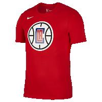 <ナイキ(NIKE)公式ストア>ロサンゼルス クリッパーズ ナイキ ドライ ロゴ メンズ NBA Tシャツ 870513-657 レッド画像