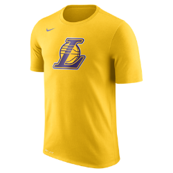 Мужская футболка НБА Los Angeles Lakers Nike Dry LogoМужская футболка НБА Los Angeles Lakers Nike Dry Logo из ткани Dri-FIT обеспечивает комфорт во время игры и на каждый день. Преимущества  Ткань Nike Dry отводит влагу и обеспечивает комфорт Горловина из рубчатой ткани для дополнительной прочности  Информация о товаре  Печатный логотип команды с блестящими акцентами Состав: 58% хлопок/42% полиэстер Машинная стирка Импорт<br>