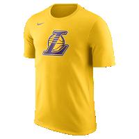 <ナイキ(NIKE)公式ストア>ロサンゼルス レイカーズ ナイキ ドライ ロゴ メンズ NBA Tシャツ 870515-728 イエロー画像
