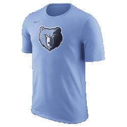 Мужская футболка НБА Memphis Grizzlies Nike Dry LogoМужская футболка НБА Memphis Grizzlies Nike Dry Logo из ткани Dri-FIT, украшенной символикой команды, обеспечивает комфорт во время игры и на каждый день. Преимущества  Ткань Nike Dry отводит влагу и обеспечивает комфорт Горловина из рубчатой ткани для дополнительной прочности  Информация о товаре  Печатный логотип команды с блестящими акцентами Состав: 58% хлопок/42% полиэстер Машинная стирка Импорт<br>