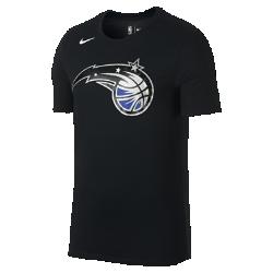 Мужская футболка НБА Orlando Magic Nike Dry LogoМужская футболка НБА Orlando Magic Nike Dry Logo из ткани Dri-FIT обеспечивает комфорт во время игры и на каждый день. Преимущества  Ткань Nike Dry отводит влагу и обеспечивает комфорт Горловина из рубчатой ткани для дополнительной прочности  Информация о товаре  Печатный логотип команды с блестящими акцентами Состав: 58% хлопок/42% полиэстер Машинная стирка Импорт<br>