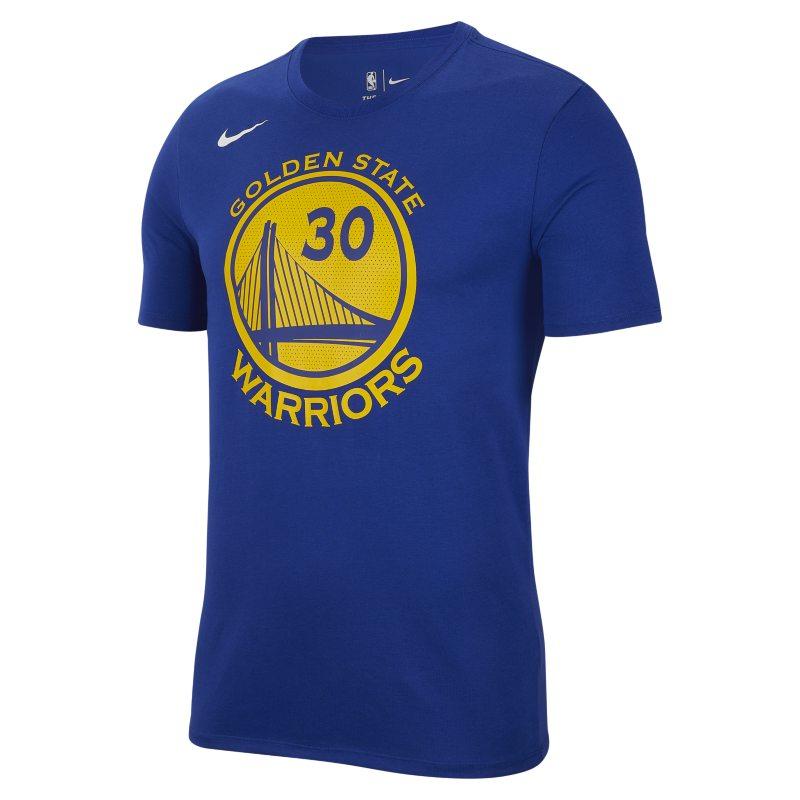 Stephen Curry Golden State Warriors Nike Dri 870774-496 - FIT NBA Erkek Tişörtü L Beden Ürün Resmi