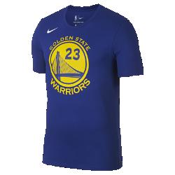 Мужская футболка НБА Draymond Green Golden State Warriors Nike DryМужская футболка НБА Golden State Warriors Nike Dry из влагоотводящей ткани Dri-FIT обеспечивает комфорт во время игры и на каждый день. Преимущества  Ткань Nike Dry отводит влагу и обеспечивает комфорт Горловина из рубчатой ткани для дополнительной прочности  Информация о товаре  Состав: 58% хлопок/42% полиэстер Машинная стирка Импорт<br>