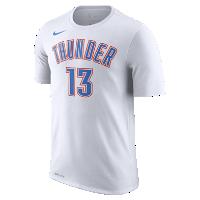 <ナイキ(NIKE)公式ストア>ポール ジョージ オクラホマシティ サンダー ナイキ ドライ メンズ NBA Tシャツ 870796-108 ホワイト画像