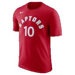 Мужская футболка НБА DeMar DeRozan Toronto Raptors Nike DryМужская футболка НБА Toronto Raptors Nike Dry из влагоотводящей ткани Dri-FIT обеспечивает комфорт во время игры и на каждый день. Преимущества  Ткань Nike Dry отводит влагу и обеспечивает комфорт Горловина из рубчатой ткани для дополнительной прочности  Информация о товаре  Состав: 58% хлопок/42% полиэстер Машинная стирка Импорт<br>