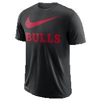 <ナイキ(NIKE)公式ストア>シカゴ ブルズ ナイキ ドライ メンズ NBA Tシャツ 870887-010 ブラック画像
