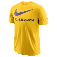 <ナイキ(NIKE)公式ストア>ロサンゼルス レイカーズ ナイキ ドライ メンズ NBA Tシャツ 870905-728 イエロー画像