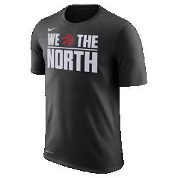 Мужская футболка НБА Toronto Raptors Nike DryМужская футболка НБА Toronto Raptors Nike Dry из влагоотводящей ткани Dri-FIT обеспечивает комфорт, когда ты играешь или болеешь за любимую команду. Преимущества  Ткань Nike Dry отводит влагу и обеспечивает комфорт Горловина из рубчатой ткани для дополнительной прочности  Информация о товаре  Состав: 65% хлопок/35% полиэстер Машинная стирка Импорт<br>