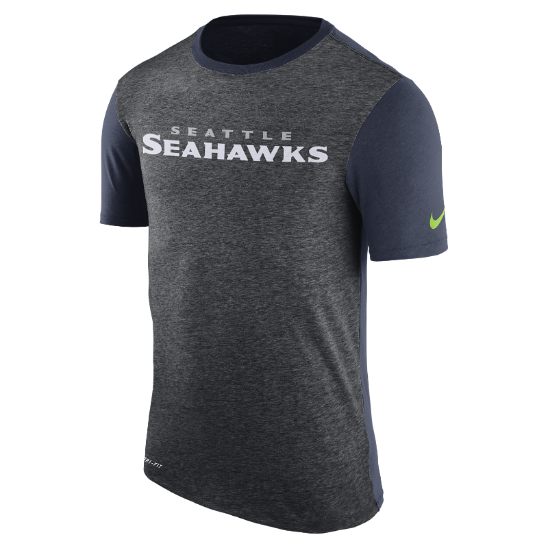 Nike Dry Color Dip (NFL Seahawks) Men's T-Shirt